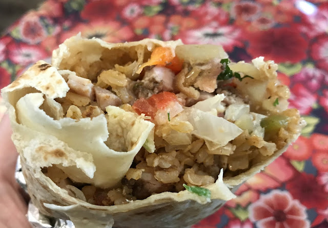 chicken barburrito