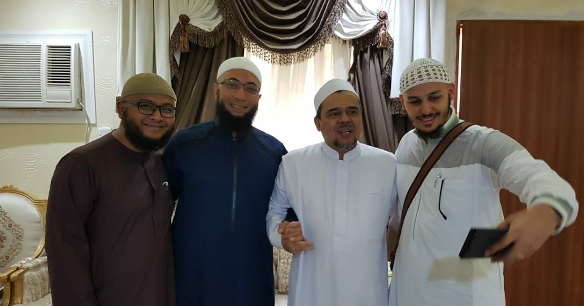 Habib Rizieq Dan Ustadz Khalid Basalamah Mesra Provokator Panas Dan Tebar Fitnah