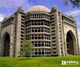 masjid Rahmatan Lil Alamin Indramayu - Inilah 5 masjid termegah dan terbesar di Indonesia