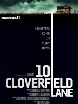 10 Cloverfield Lane (2016) Bluray Subtitle Indonesia