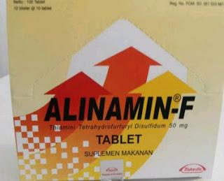 Manfaat Alinamin F Tablet untuk Kesehatan Ibu Hamil