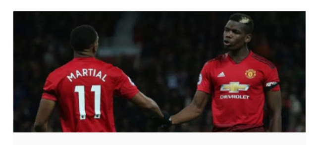 Manchester United return to winning ways with a 2-1 victory over everton