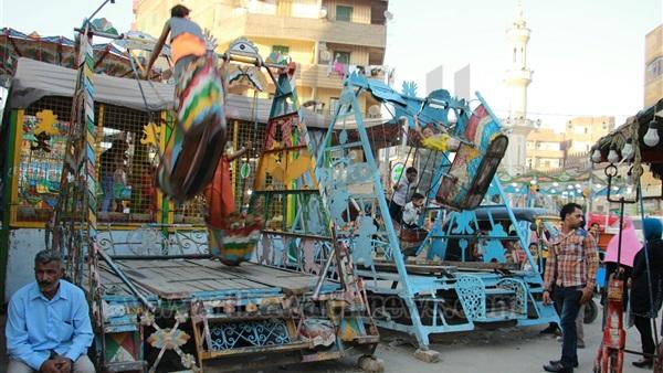 دراسة جدوى فكرة مشروع المراجيح فى المناطق الشعبية فى مصر 2019