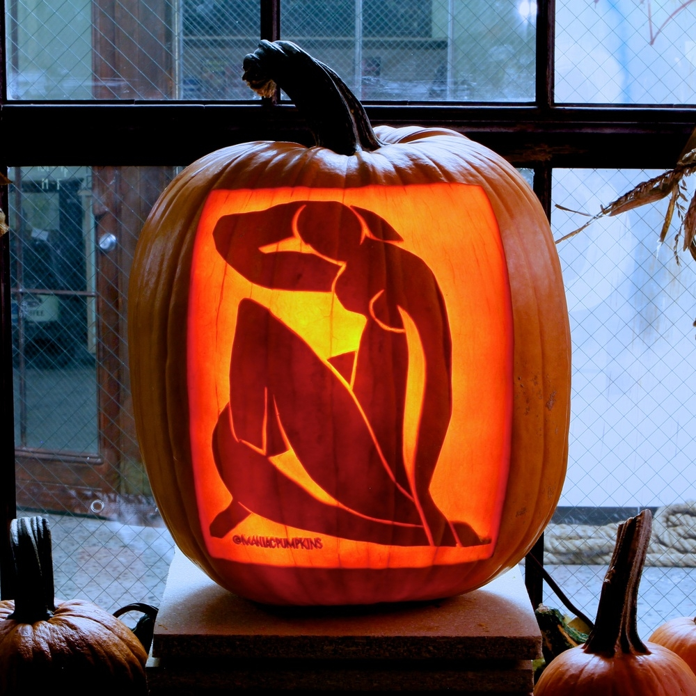 14-Matisse-Maniac-Pumpkin-Carvers-Introduce-Halloween-www-designstack-co