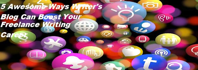 Ways,Writer's Blog,Boost,Freelance writing,Career
