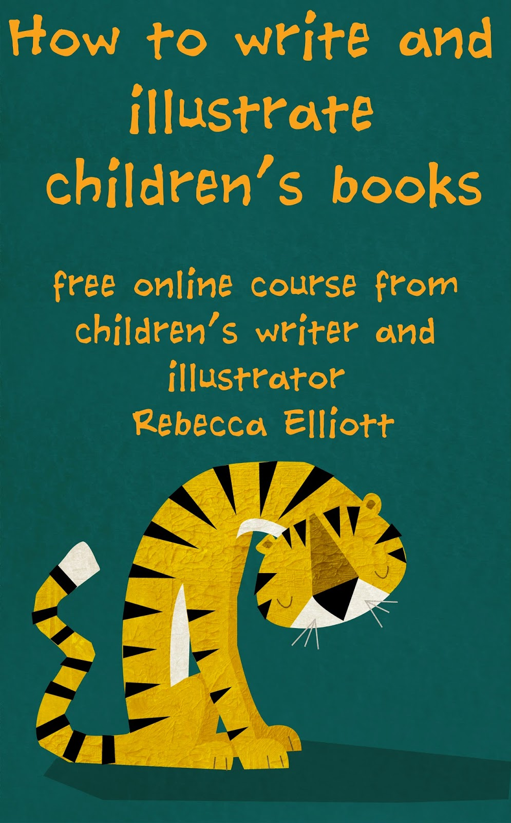 Retro Doodler Rebecca Elliott: How to Write and Illustrate ...