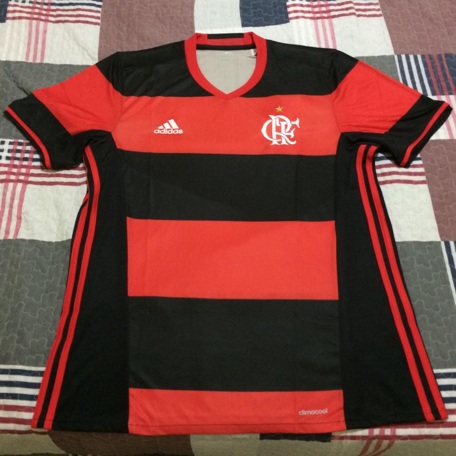 5c0157f97a ANÁLISE MANTOTECA - Camisa do Flamengo 2016