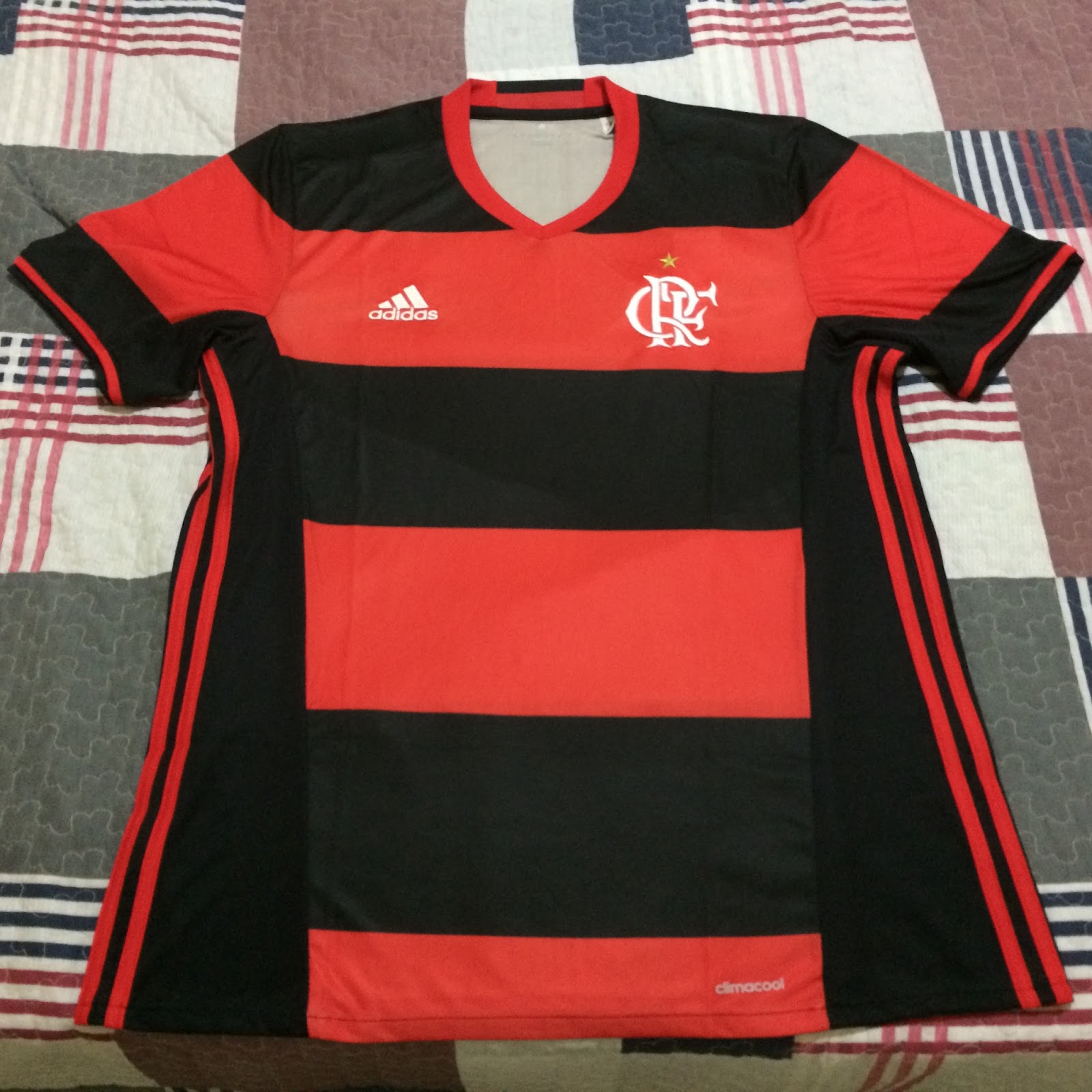ANÁLISE MANTOTECA - Camisa do Flamengo 2016 b8aa433d6c262