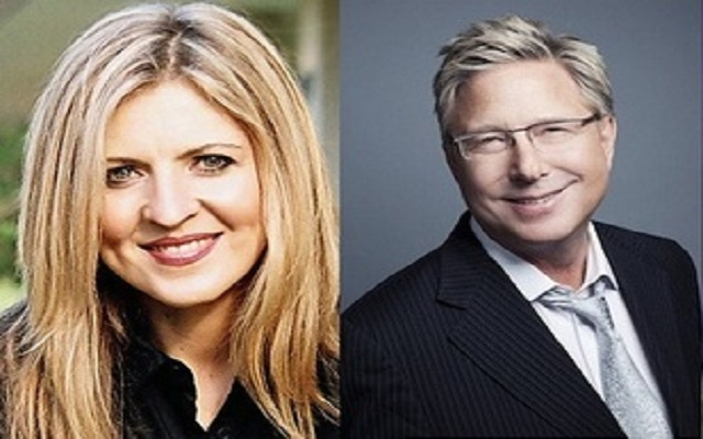 Don Moen and Darlene Zschech
