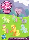 My Little Pony Wave 9 Applejack Blind Bag Card
