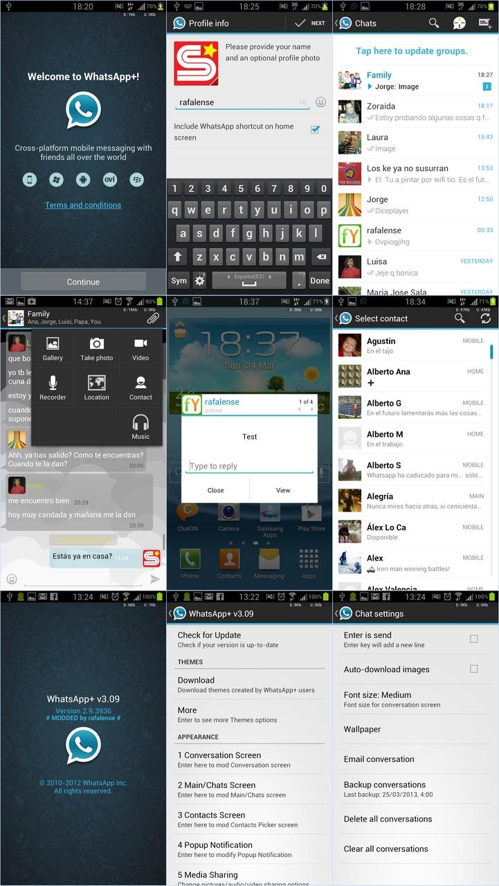 Guida] Come personalizzare Whatsapp e Telegram su android (ANTI BAN