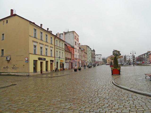 Chojnów, zabytki, kamienice, Dolny Śląsk