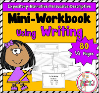 Mini Workbook for Writing