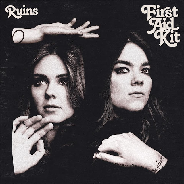 Music Television music videos by First Aid Kit for their songs titled Rebel Heart, Fireworks and It's a Shame from album titled Ruins