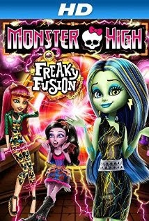 Monster High: Freaky Fusion (2014) ΜΕΤΑΓΛΩΤΙΣΜΕΝΟ ταινιες online seires oipeirates greek subs