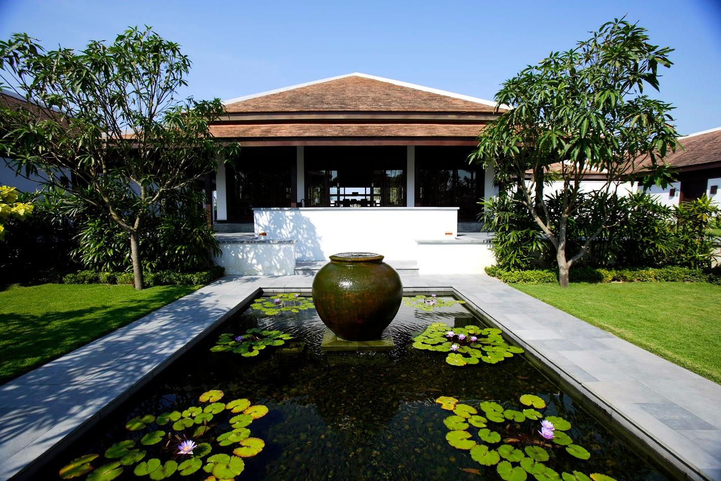 Bản vẽ chi tiết Villas Resort The Nam Hai - Hội An