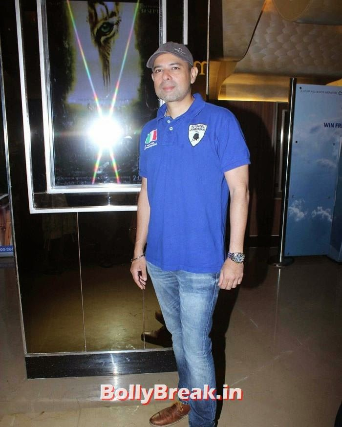 Atul Agnihotri, Celebs at 'Roar' Movie First Look Launch