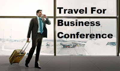 travel tips for business conference