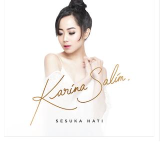 Lirik Lagu Karina Salim - Sesuka Hati