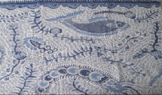 Batik Paoman Indramayu