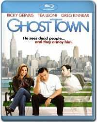 Ghost Town (2008) Dual Audio Hindi Movie Download 300mb HDRip