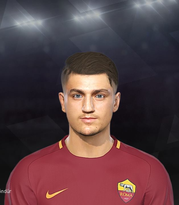 Ultigamerz Pes 2010 Pes 2011 Face: Ultigamerz: PES 2018 Cengiz Ünder (AS Roma) Face