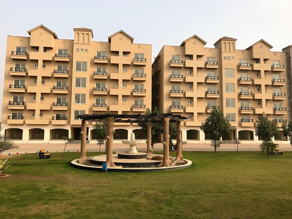 New Booking For Bahria C Heights 1 Bed 2 Apartments Sect D La