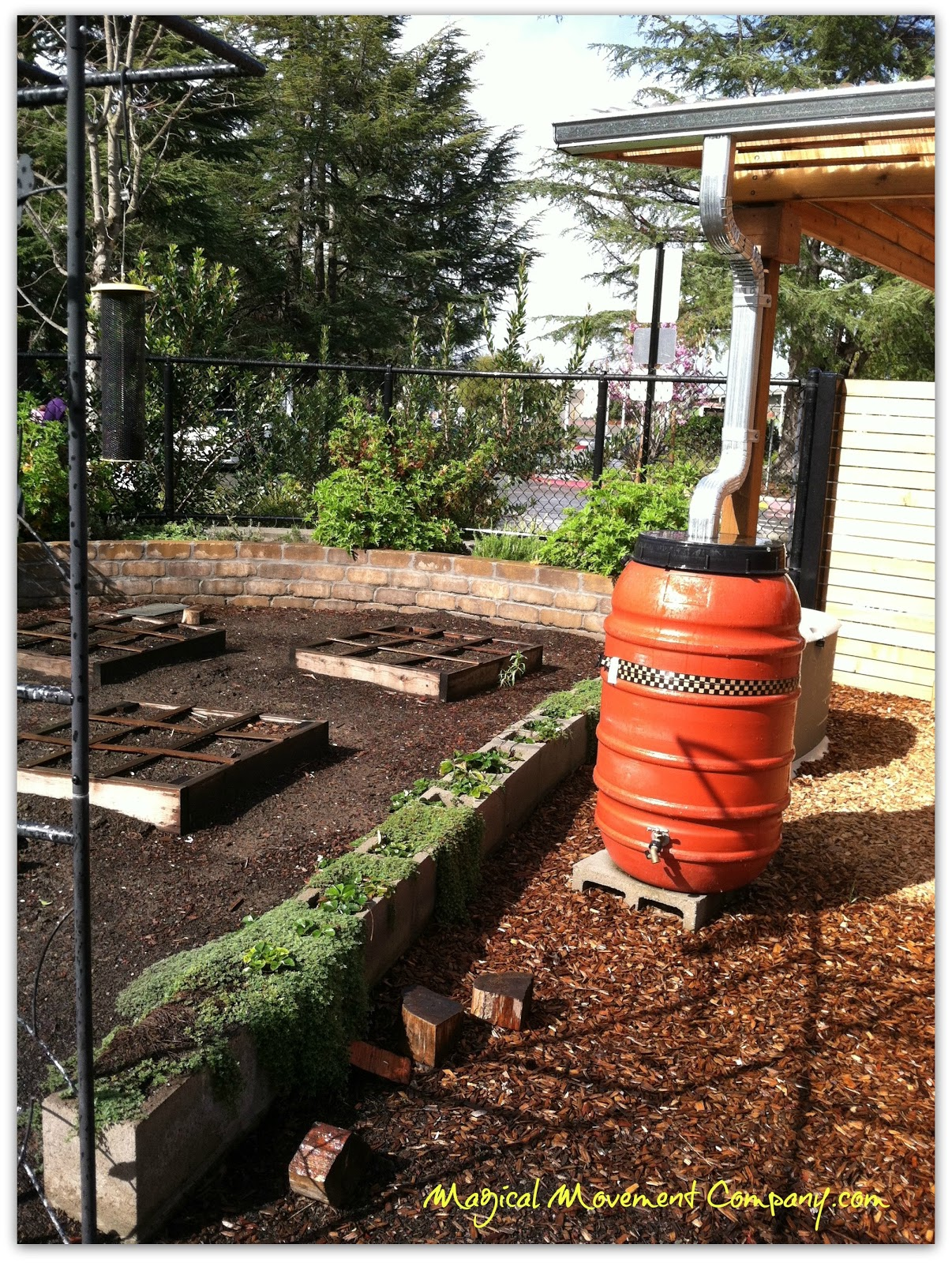 Outdoorsy Montessori How To Design A Square Foot Garden With Children Magical Movement