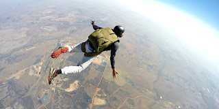 Mitchell Aulds-Stier Skydiving