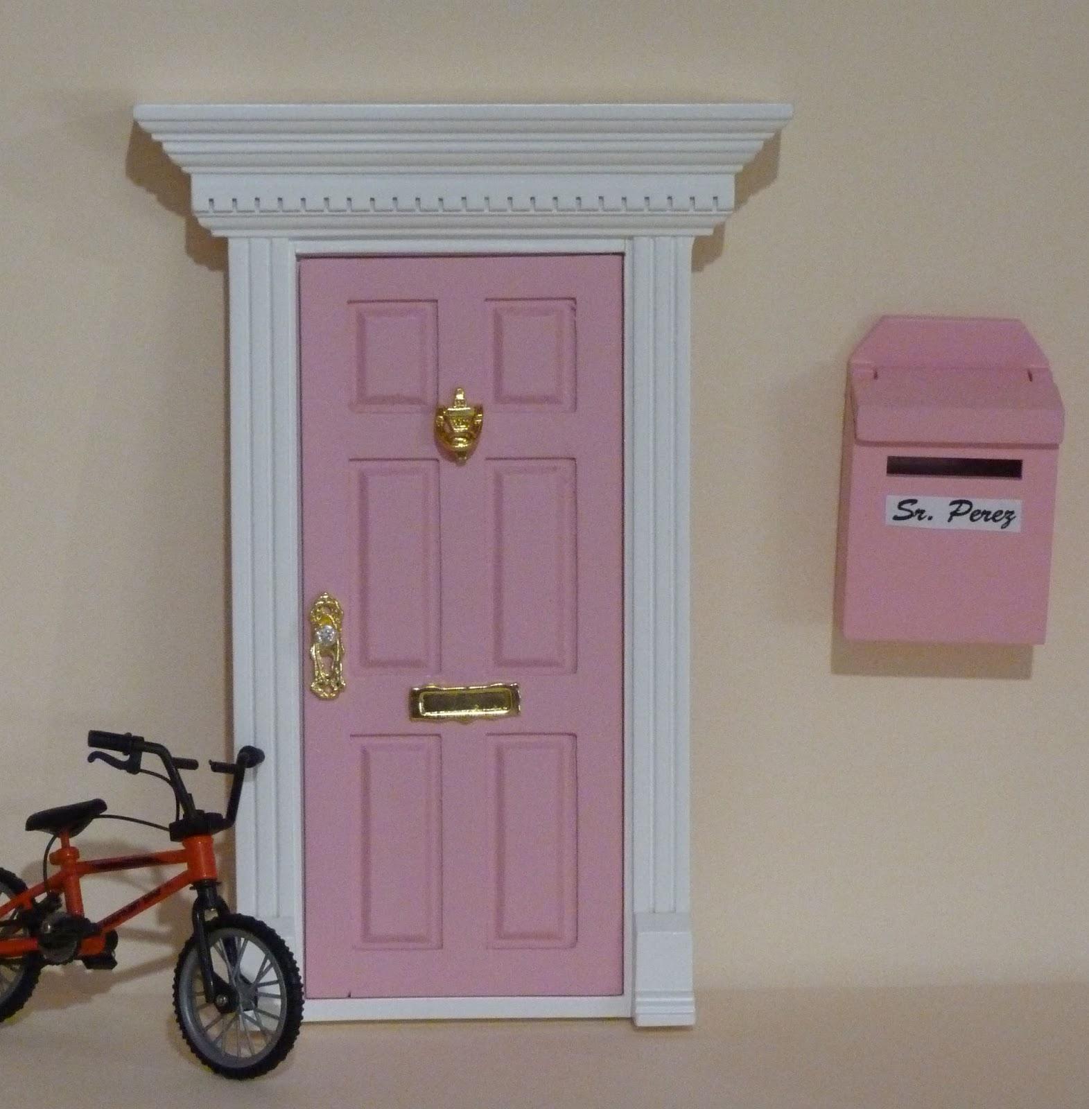 Fofuchas manualidades y creaciones maite buzon para for Correo puerta a puerta