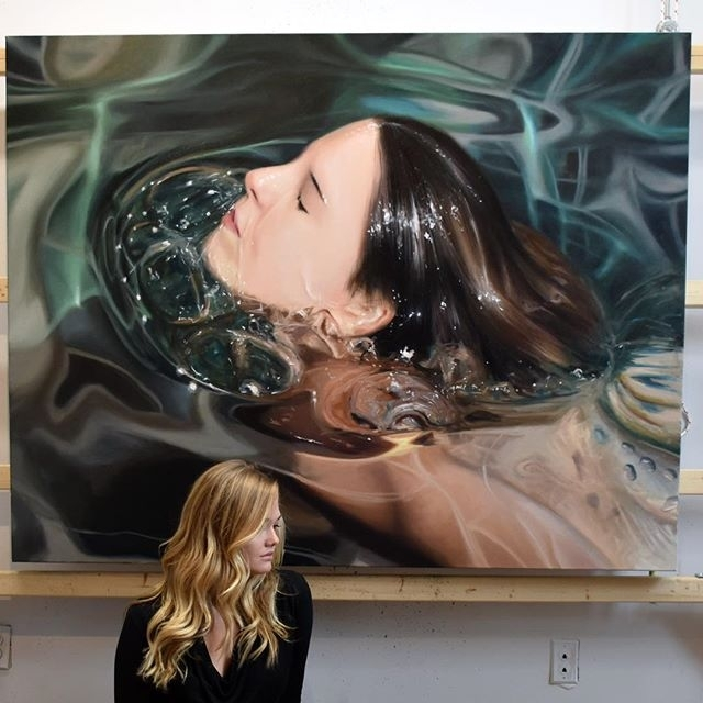 02-Reisha-Perlmutter-Realistic-Paintings-that-Capture-a-Moment-in-Time-www-designstack-co