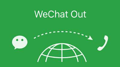 WeChat Out Free Call International