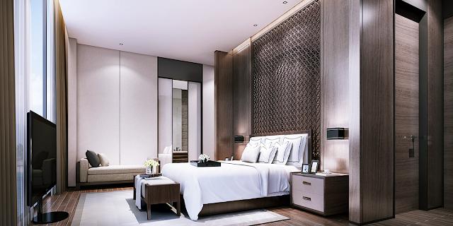 thiết kế căn hộ sang trọng tiện nghi tại chung cư La Luna Resort