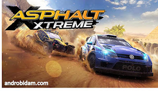 Download Game Android Terbaik Asphalt Xtreme Offroad Racing Full APK+Data