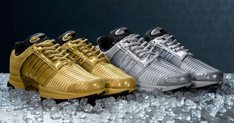 size 40 20d2f 56043 Adidas Climacool in Gold and Silver colorways | Analykix