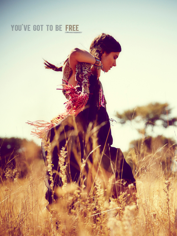 Free People August 2012