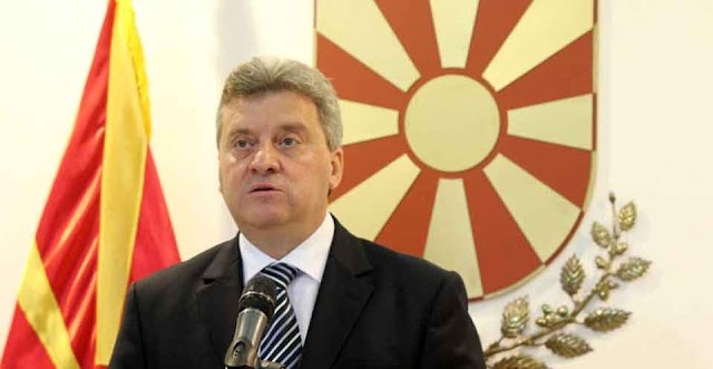 Macedonian President does not change position on Law on Languages