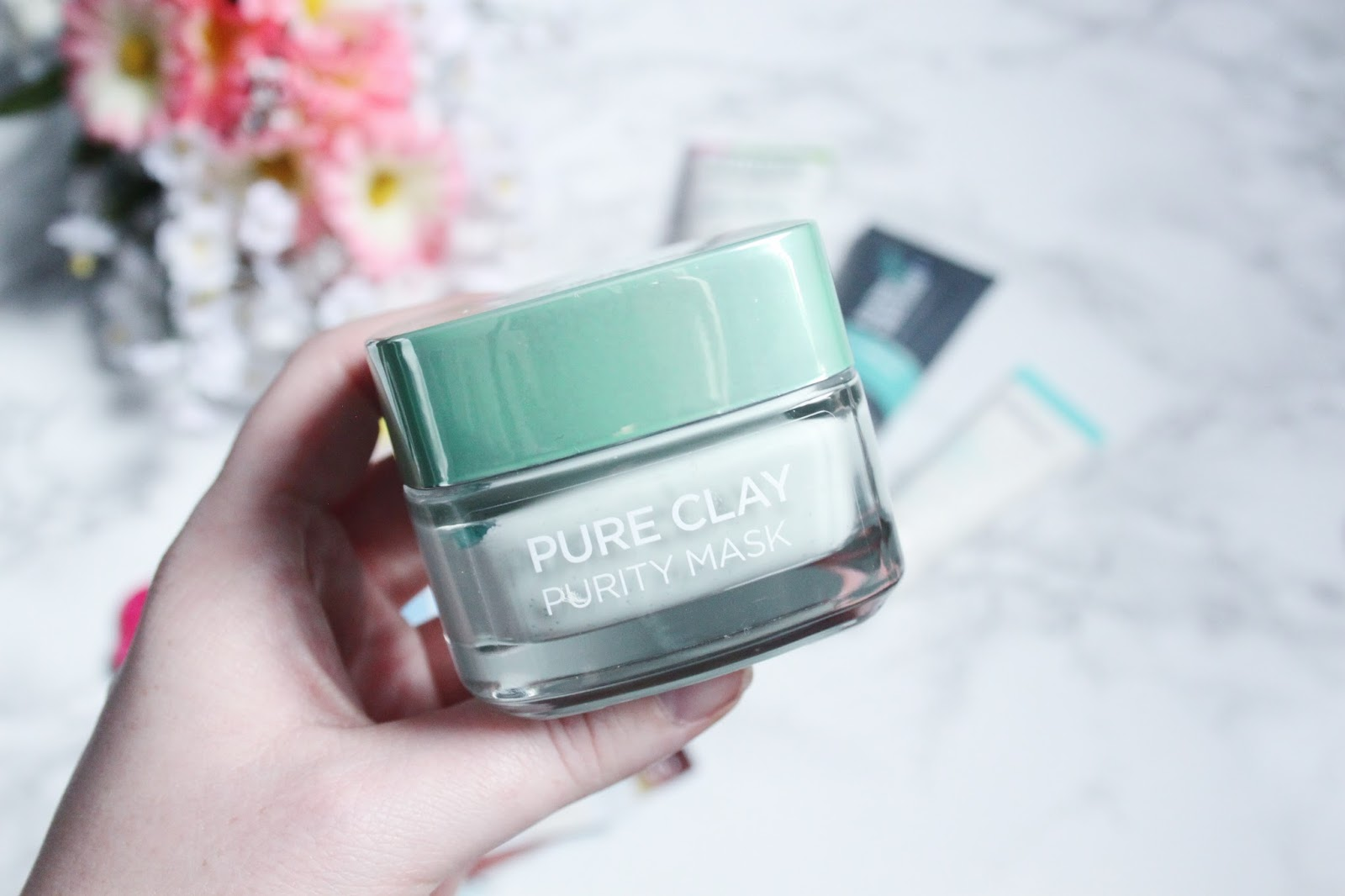 Loreal Pure Clay Purity Mask
