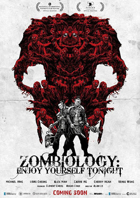 Zombiology Enjoy Yourself Tonight 2017 DVD Custom HD Latino