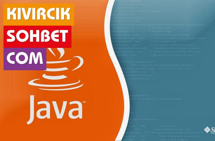 Javasız Sohbet ve Java Hakkında Merak Edilenler, Java Olmadan Çet Odaları.