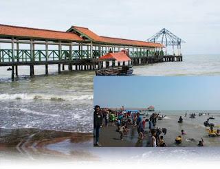 Wisata Pantai Purwahamba Indah
