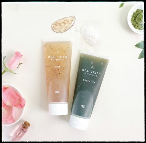 Althea x Get It Beauty Real Fresh Skin Detoxers Collabration
