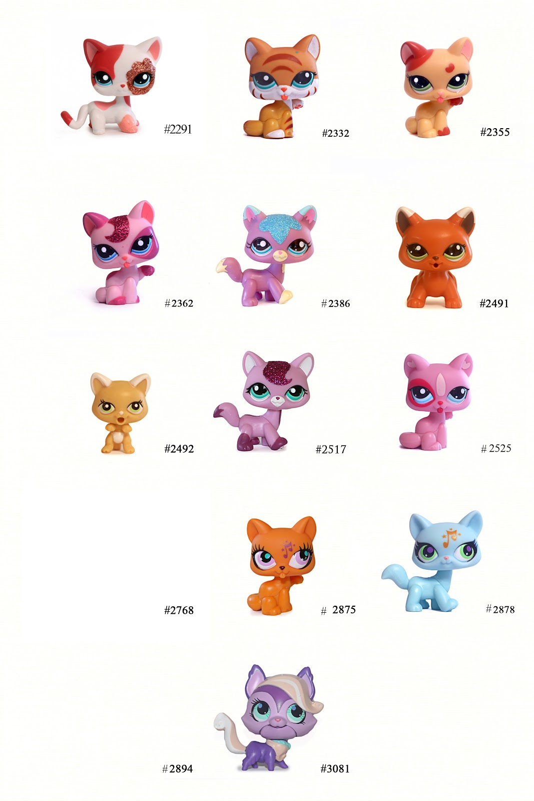 My LPS Blog: Lps Shorthair Cats
