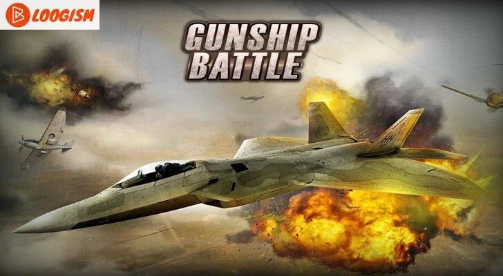 Gunship Battle Helicopter 3D Mod apk t