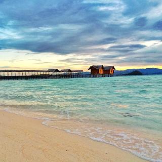 Paket Wisata Pulo Cinta - Pulau Saronde Murah