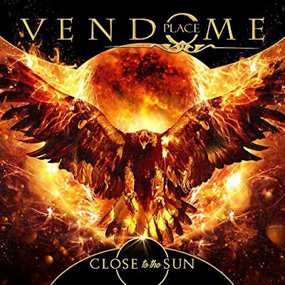 """Το lyric video των Place Vendome για το τραγούδι """"Welcome to the Edge"""" από τον δίσκο """"Close to the Sun"""""""
