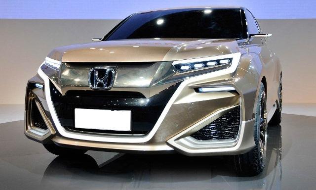 2017 Honda CR-V Concept
