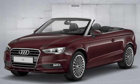 audi a3 cabriolet 2015 couleurs colors. Black Bedroom Furniture Sets. Home Design Ideas