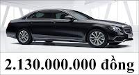 Giá xe Mercedes E200 2020 facelift