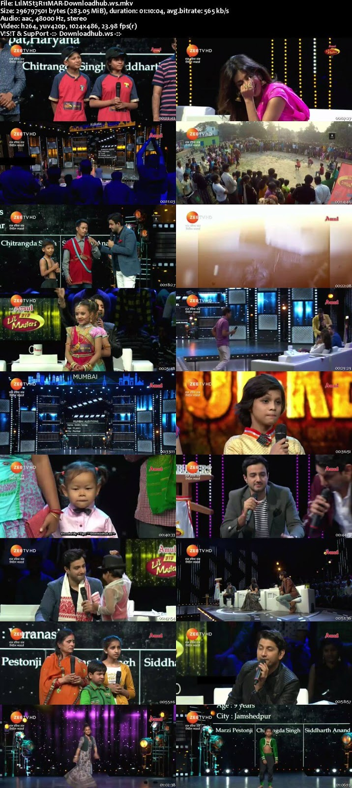DID Li'L Masters Season 4 11 March 2018 Episode 04